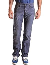 Dolce E Gabbana Homme MCBI099355O Bleu Coton Jeans
