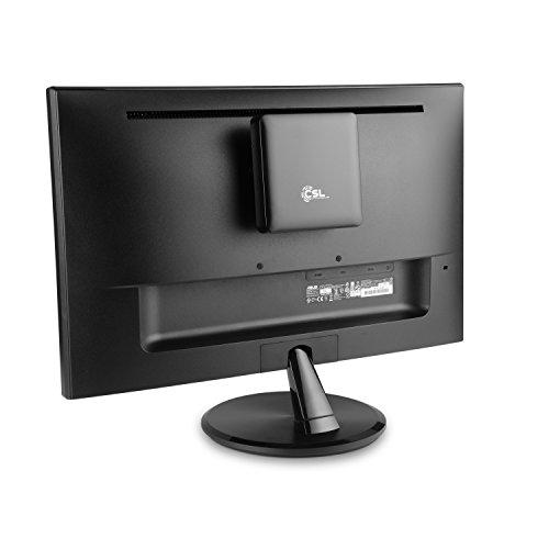 Mini-PC-lautlose-CSL-Narrow-Box-4K-Win-10-schwarz-Silent-PC-mit-Intel-QuadCore-CPU-1920MHz-32GB-SSD-Intel-HD-WLAN-USB-31-HDMI-SD-Bluetooth-Windows-10