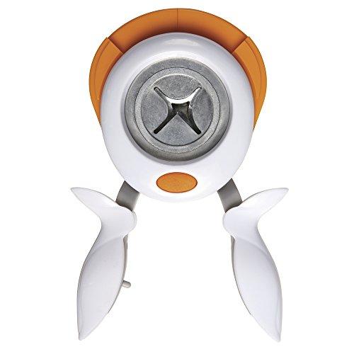 Fiskars Squeeze Punch Perforadora Esquina 3 1, Claro