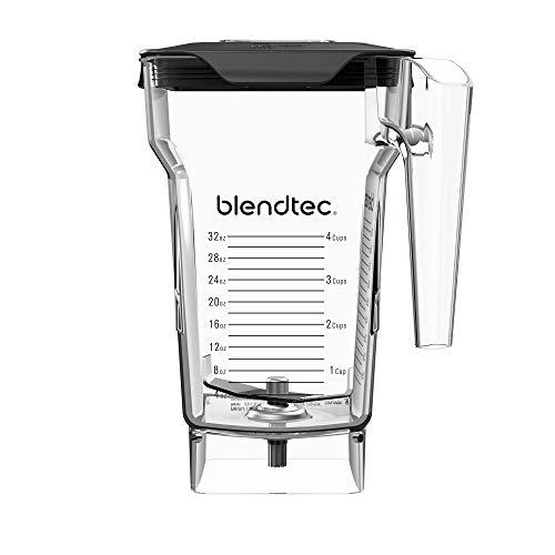 Blendtec 40-609-50 FourSide Jar Behälter, 2.2 liters, Transparent (Fourside Blendtec Blender Jar)