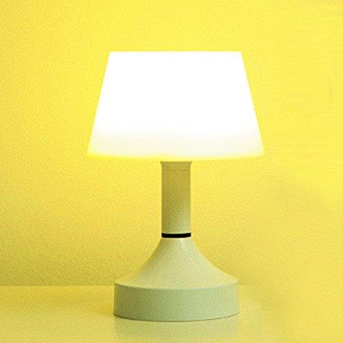 Smart wireless led luce notturna ricaricabile con telecomando lampada da tavolo dimmerabile camera da letto comodino home baby alimentazione mini luce notturna