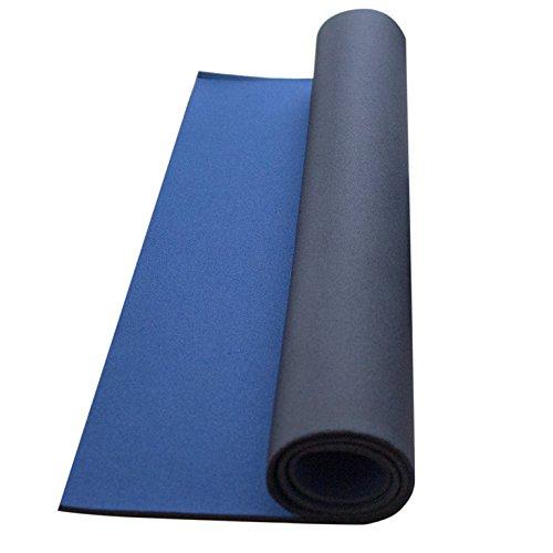 Neoprene Material | Dicke: 5 mm | Schienenbau | Schienenmaterial