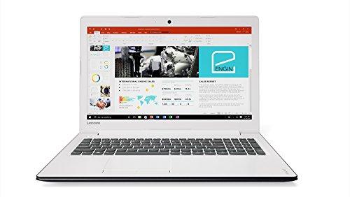 Lenovo Ideapad 310-15IKB 15,6'' Blanc (Intel Core i5, 8 Go de RAM, 1 To + SSD 128 Go, Nvidia GT920, Windows 10)