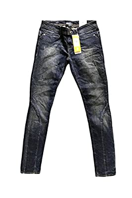 Adidas Neo Womens Denim Faded Blue Skinny Jeans W27 L30