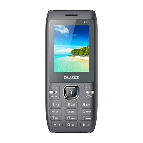 Fulltime E-Gadget Alte Mann Maschine,Funktionale Telefonkamera 2,4 Zoll FM RAM 32 MB Dual SIM-Karte großer Lautsprecher Handy (Grau)