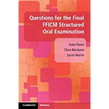 Questions for the Final FFICM Viva