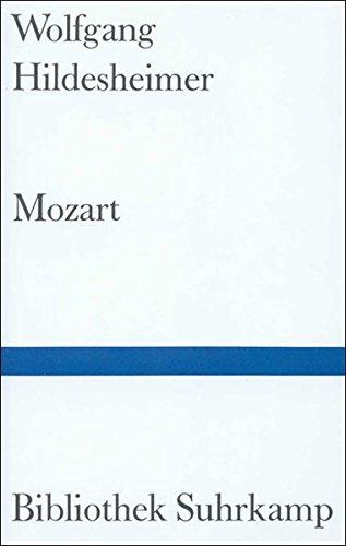 Mozart (Bibliothek Suhrkamp, Band 1136)