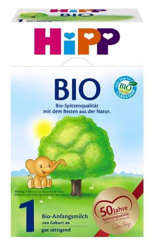 HiPP Organic Allattamento e pappa