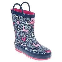 Chipmunks Boys/Girls Kids Infants/Junior Wellies Wellington Boots