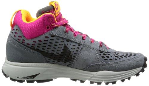 nike lunar LDV sneakerboot Herren hi top Sneaker Stiefel 599471-sneakers cool grey black grey laser orange 008