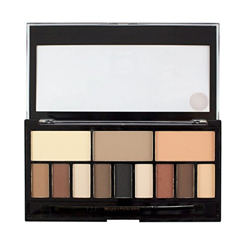 MAKEUP REVOLUTION Ultra Eye Contour Light and Shade, 14 g (Shades Duo Eye)