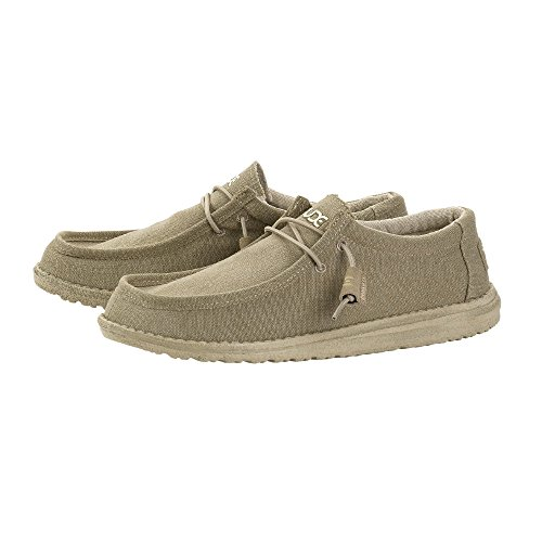 Dude Shoes , Basses homme Beige