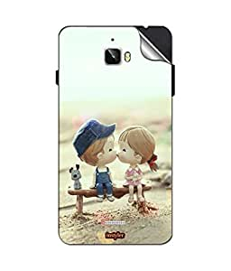 instyler MOBILE STICKER FOR COOLPAD F18297W