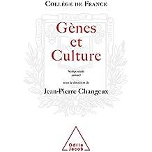 Gènes et Culture (Colloque annuel du Collège de France)
