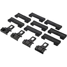 Thule 121445 Montage-Kit f/ür Rapd System Fu/ßsatz 750