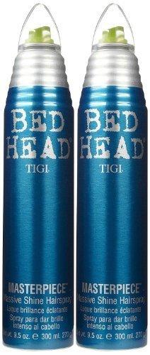 iece Hairspray, 9.5 oz, 2 pk by TIGI Bedhead ()