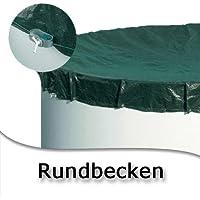 Piscina Copertura invernale TONDO Basic 160 g/m² 350 cm