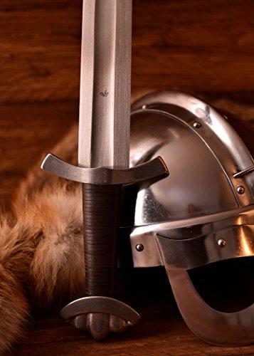 Irisches Wikingerschwert + echt + Hochwertig Schwert Mittelalter von Hanwei ® - 3