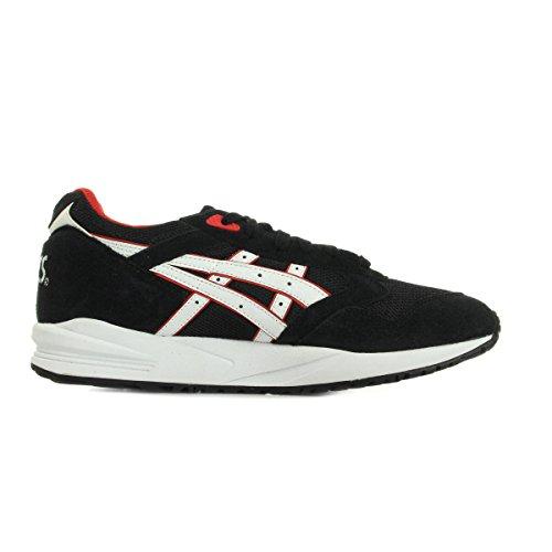 Asics Onitsuka Tiger Gel Saga H40TQ-9001 Sneaker Shoes Schuhe Mens Black/White