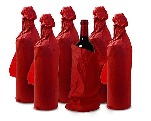 6 Flaschen Premium Restposten - Rotwein Weinpaket als Welt Wein Probierpaket für Genießer (6 x...