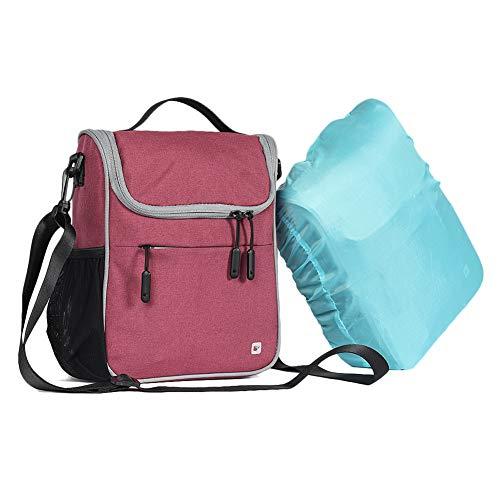 JoyFan Fahrradrahmen-Tasche, wasserdichte Lenkertasche vordere Rahmen, Gepäckträger-Packungen, Fahrradtasche