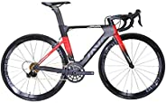 JAVA Suprema Carbon Road Bike Aerodynamics Racing Bicycle Cycles