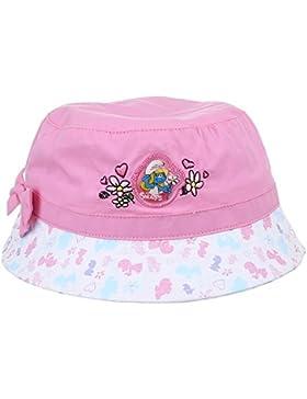 Mädchen Mützen, Mädchen Sommerhut The Smurfs Hut Mützen