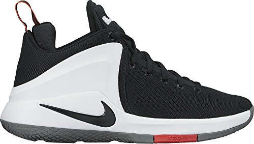 Nike  852439-003,  Herren Basketball Turnschuhe Schwarz