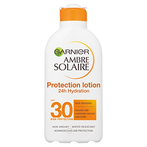 Garnier Ambre Solaire High Protection Lotion/Ecran Solaire SPF30 200 ml