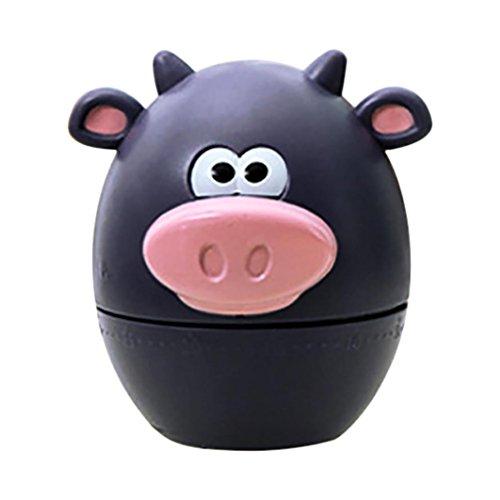 hunpta Timer, Polar Zoo Pig Küche Timer Cute Kochen Gadget Werkzeug Fun Sammlerstück Geschenk für Tierliebhaber a