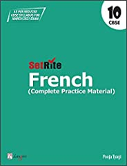 Setrite French - 10 (Complete Practice Material)