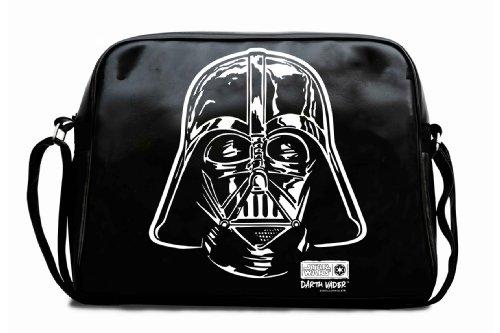 Darth Vader Borsa a tracolla - Star Wars - Guerre stellari Borsa - design originale concesso su licenza - LOGOSHIRT