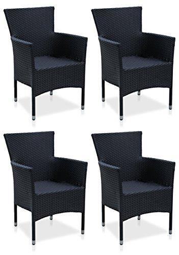 ᐅᐅ】 Polyrattan Sessel Stapelbar im Vergleich [ Sep / 2018 ]   ⭐ NEU