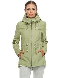 fc18a6fad540e2 Suchergebnis auf Amazon.de für: Sommer parka damen Damen - Jacken ...