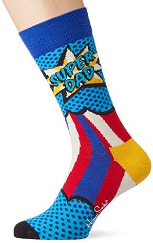 Happy Socks Super Dad Sock Calcetines