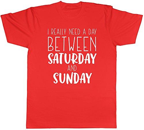 Shopagift -  T-shirt - Uomo Red