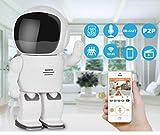 BABY MONITOR ZLMI Drahtlose Kamera smart WiFi Hause infrarot nachtsicht integrierte Maschine Netzwerk hd Handy fernmonitor kompatibel mit Android/ios