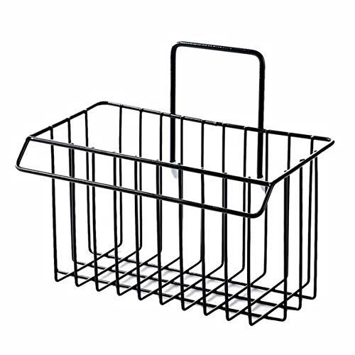 Noradtjcca Küche Eisen waschbecken Rack Schwamm seife abfluss Halter Badezimmer hängen Caddy Korb Regal küche veranstalter -