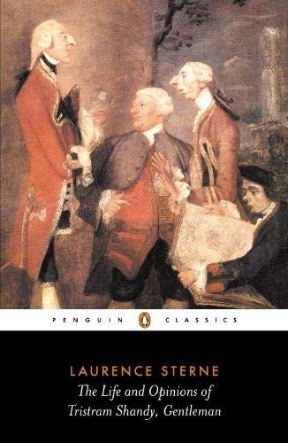 Stern 16 (The Life and Opinions of Tristram Shandy, Gentleman (Penguin Classics))