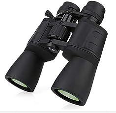 Egab (10-70 x 70 Zoom) Binoculars for Long Distance (Black)