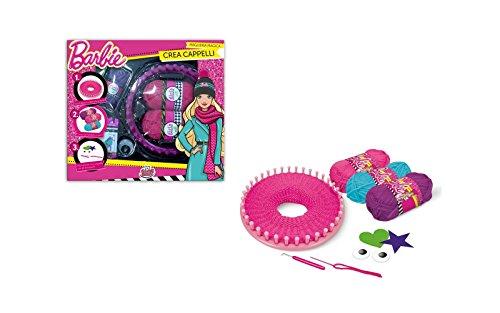 Grandi giochi gg00523 maglieria magica di barbie piccola, per creare cappelli