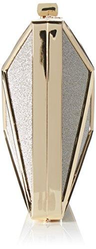 Liu Jo Fresia Clutch Tasche 17 cm Grau (Stone Gray)