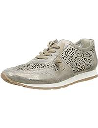 Un Matin d'Eté Welsi Ch Sum Perfo Lace/Ch Sum Bronze, Sneakers Basses Femme