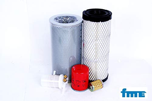 Preisvergleich Produktbild Filterset Pel Job EB 350 Motor Mitsubishi S 4 L 2