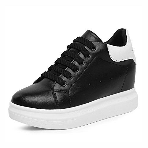 Chaussures femme HWF Chaussures de Sport Femme Muffin Bottom Lycée Junior Lycée Été