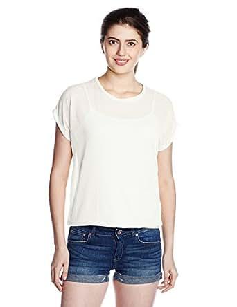 Chemistry Women's Boyfriend Fit T-Shirt (C16-008KTTEE_Jasmine_Small)