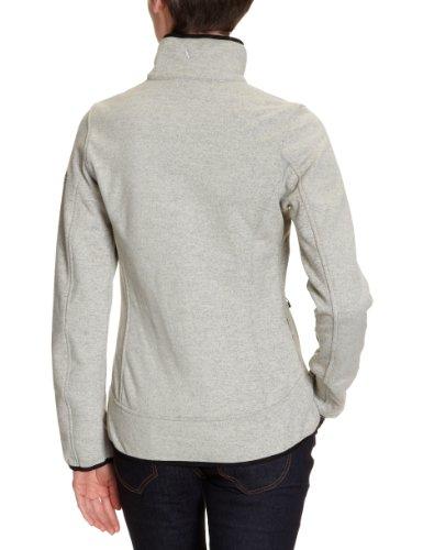 Northland Damen Jacke Zenit Grey Melange