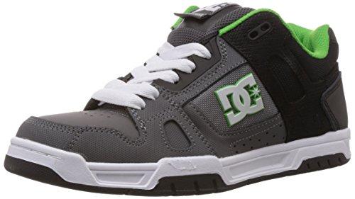DC StagXksg Herren Sneakers Mehrfarbig (Black/Grey/Green-Xksg)