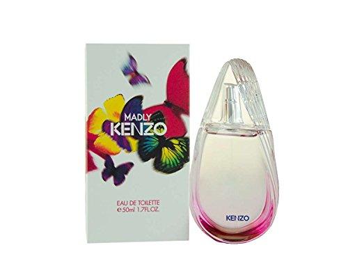 KENZO, Madly, Eau de Toilette con vaporizzatore, 50 ml