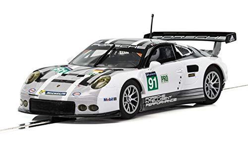 Scalextric C3944 Porsche 911 RSR - Lemans 24Hrs 2016